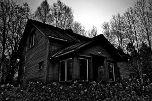 House Of Ghosts by SunDwn