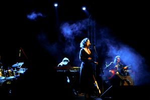 Bebel Gilberto in Lozenec, Bulgaria 2012 2 by sunflower983