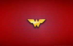 Wallpaper - Wonder Woman Logo by Kalangozilla