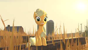 Farm AppleJack by robocatish