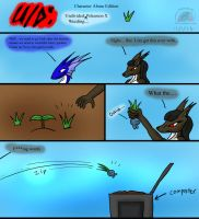 Undivided (Character Abuse) Pokemon X: Weeding by Snowfyre