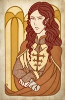 Maedhros the Tall by Ilweran