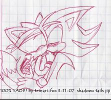 shadow x tails by temari-fox