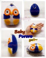 Baby Pororo by SongAhIn