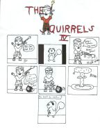 The Squirrels 4 by Smashinator