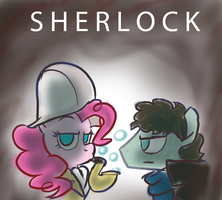 Sherlock Pie by SHaDOwLUiGImwahaha