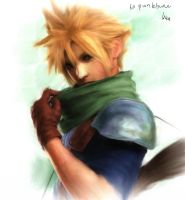 Cloud Strife Request by LenaLawliet