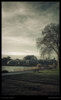Kew Gardens Palm House colour by Deviant-Darkr