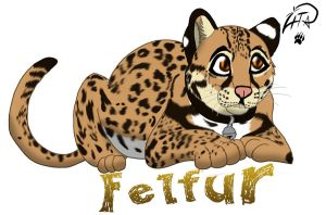 Badge Felfur by CheetagonZita