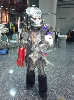 Anime Central 2017 Cosplay :  Preader by blueappleheart89