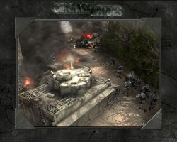 Company of Heroes wallpaper 5 by flipapple