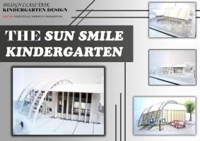 SUN SMILE KINDERGARTEN by Arachnider