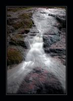 A cold creek by eswendel