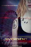 Divergent fanmade movie poster by MissWeirdCat