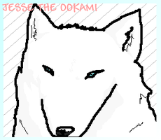 Jesse-The-Ookami 2 by Jesse-The-Ookami