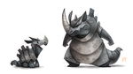 DAY 498. Kanto 111 - 112 by Cryptid-Creations