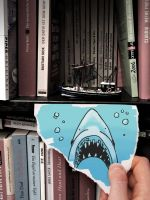 Jaws by Apokryph