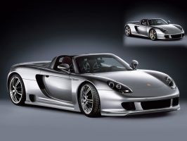 carrera gt by AladineSalame