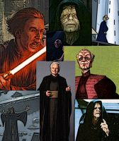 Collage of Palpatine by LadyIlona1984