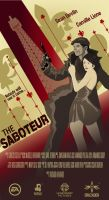 The Saboteur Poster by sir-ryken