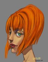 5th Element: Leeloo by Milled