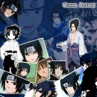 Sasuke Collage by annakire