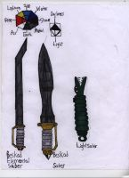 Jack's Weapons by Sir-Saboteur