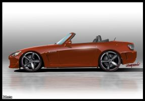 Honda S2000 Zr Edition by josepa