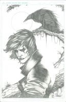 James O'Barr's The Crow: Ghost of Sorrow by Ace-Continuado