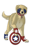 'MURICA [Link to full Collab] by Ribbon-Wren