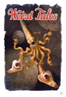 Weird Tales 2 2015 version by muzski