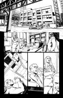 Jim Butcher's DRESDEN FILES: DOWN TOWN #2 page 8 by CarlosGomezArtist