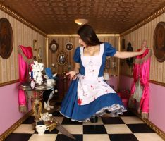 American McGee's Alice Pink Room 4 by ThePrincessNightmare