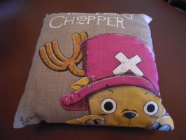 Tony Tony Chopper by MartyGallo