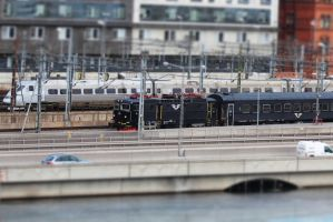 Trains of Stockholm 2 by JRL5
