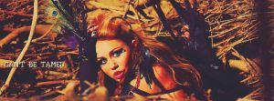 Can't Be Tamed by GabyCyrusLove