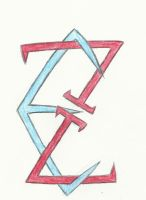 the E-Z girls symbol by AkatsukiLovesevery1