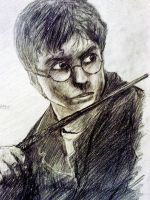 Harry Potter by alienforce1004