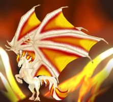 4558 DAS Smaug the Terrible by EvilDemonCat