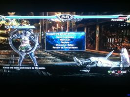 Soul Calibur V, Tira Vs Patroklos by LightTheDragon19
