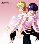 Code Breaker - Toki And Ogami by KhalilXPirates