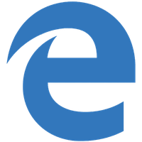Microsoft EDGE icon by CryDagon