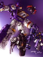 NGboys Soundwave Colored by dcjosh