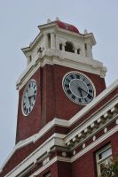 Clock Tower by AzureWindProductions