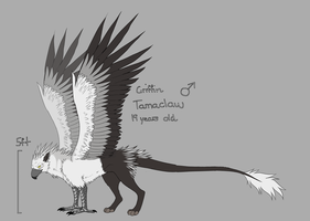 Tamaclaw Griffin Ref by Kexell
