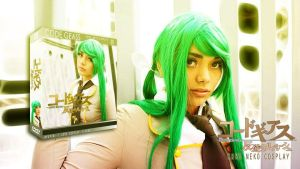 CC Code Geas Cosplay by NayeliCoss