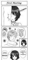 First Meeting: Russia by devilish-innocence