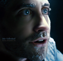 Jake Gyllenhaal-Source Code by Kot1ka