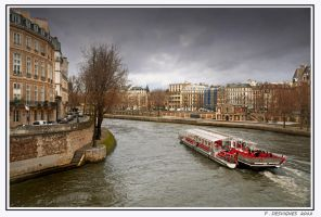 december in Paris by bracketting94