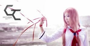 Ouma Mana - Guilty Crown by loveweeds
